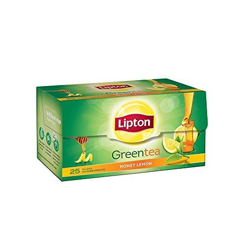 Lipton Honey Lemon Green Tea, 25 Tea Bags