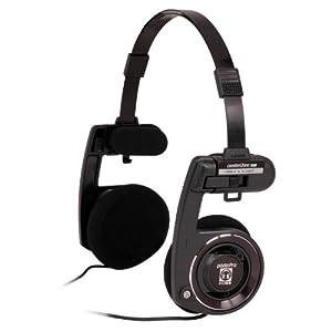 KOSS オープンタイプヘッドフォン KOSS PORTA PRO Black Beaty 北欧限定カラー 【並行輸入品】