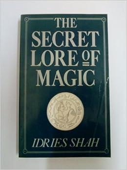 the secret lore of magic pdf