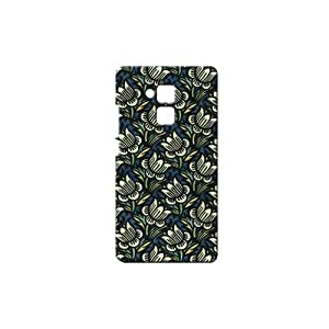 Bluedio Designer Printed Back case cover for Huawei Honor 5C - G0657