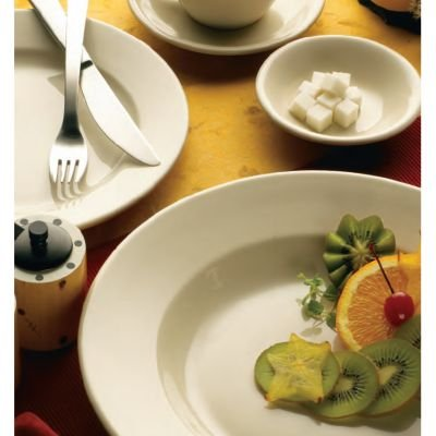International Tableware RO-105 Am. White 17 Oz Pasta Bowl - 12 / CS & International Tableware Inc | Buy International Tableware Inc ...