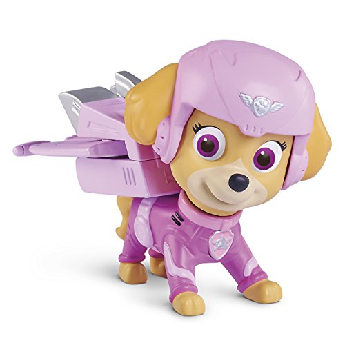 Paw Patrol, Air Rescue Skye, Pup Pack & Badge