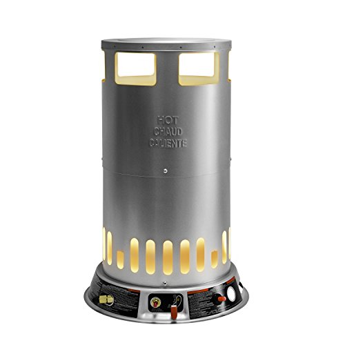 Dyna-Glo RMC-LPC200DG 50,000 to 200,000 BTU Liquid Propane Convection Heater (Shop Heater Propane compare prices)