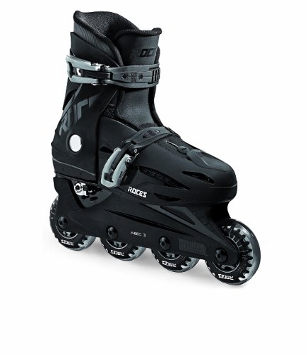 Roces Orlando Childrens Inline Skates - UK 11 -2.5 (junior), Black