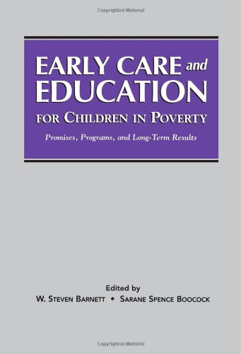 Early Care And Education For Children In Poverty. front-921346