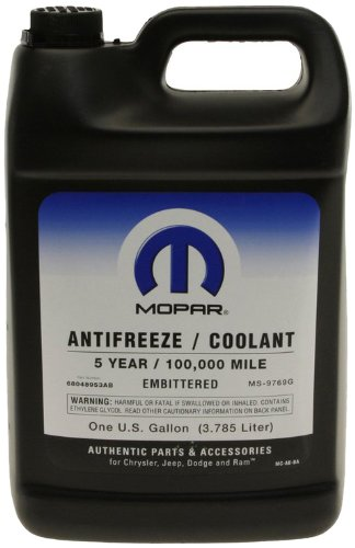 Mopar Coolant/Antifreeze 1 Gallon (Antifreeze Mitsubishi compare prices)