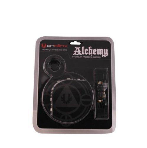 Bitfenix Bfa-Acl-30Gk15-Rp 30Cm 15 Leds Alchemy Led Connect Lit Strip, Green - Pc/Mac/Linux