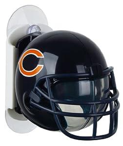 Flipper Nfl Helmet Toothbrush Holder - Chicago Bears