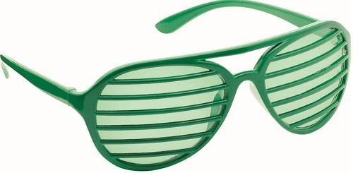 Green Shudder Shades