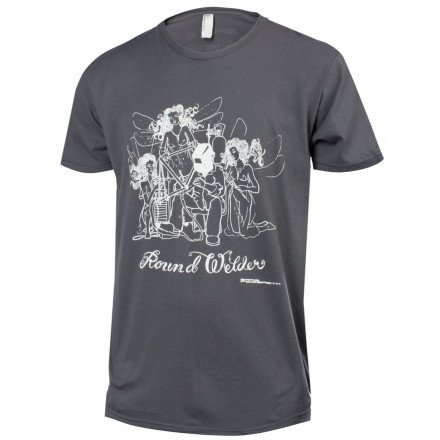 Image of Giordana Pegoretti Round Welder T-Shirt - Short-Sleeve - Men's (B008H635KQ)