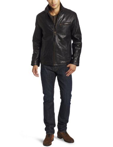 Marc New York by Andrew Marc Men's Nolan Natural