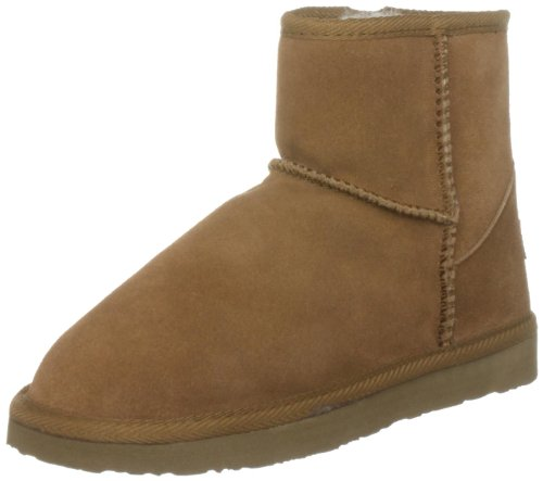 Ukala Women's Sydney Mini Chestnut Ankle Boots Ukw80003 5 UK
