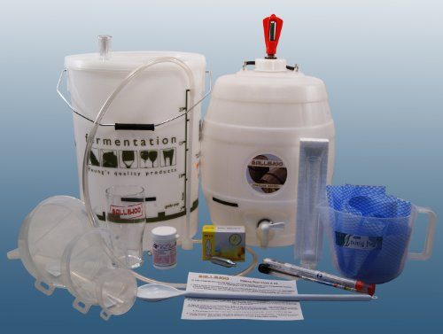 Home Brew - Balliihoo® Complete Equipment Starter Kit With Co2 Injection System