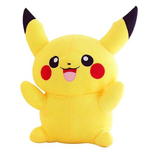 Toy Factory Pokemon Pikachu 11 Inch Pokemon Soft Toys Plush Stuffed Toy
