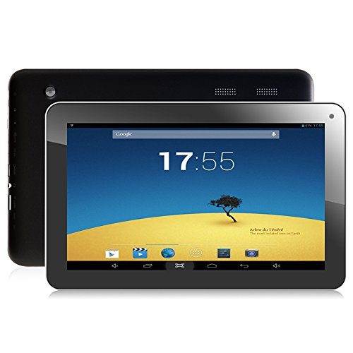 Zto N101 10.1 Inch Quad Core Android 4.2.2 Jelly Bean Tablet, 1Gb Ram, 16Gb Storage, Hd Touch Screen 1024X600, Dual Camera, Hdmi, 6000Mah Battery, Google Play Pre-Installed, Metal Housing front-587175