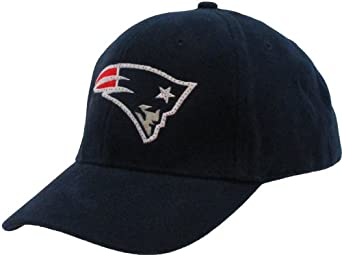 New England Patriots Fiber Optic Light Up Hat Cap by Lightwear