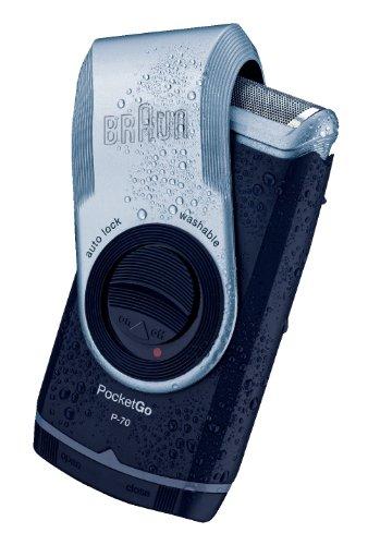 Braun PocketGo P-70 Men's Shaver (Braun Pocketgo Foil compare prices)
