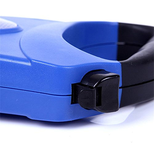 Fandecie Retrattile Guinzaglio Heavy Duty E Fluorescenza Design Per Cani Medium E Large