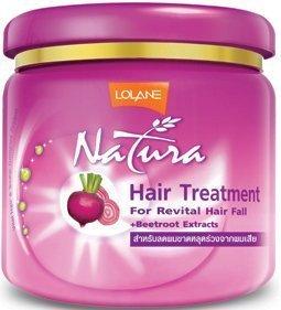 Lolane Natura Hair Treatment For Revital Hair Fall 500G.