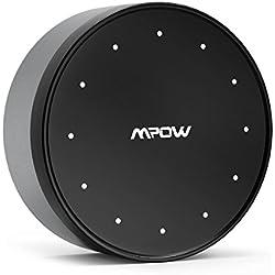 Mpow Mini Bluetooth 4.1 Audio Music Adapter/Car Kits (Black)