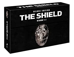 The Shield - Series 1-7 [28 DVD Boxset] [UK Import]