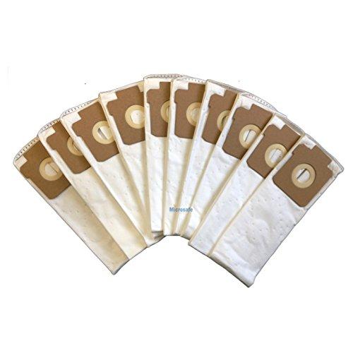 10microflies sacchetti per aspirapolvere per AEG Vampyrette 2.0, AS 201, AS 203AS 206, Electrolux Energica ZS 200, ZS 201, ZS 202, ZS 206di MicroSafe®