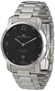 Philip Watch Women's Quartz Watch Couture R8253198825 with Leather Strap