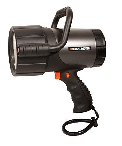 Black & Decker VEC157BD Rechargeable Spotlight