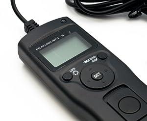 Ramozz @ Time lapse Intervalometer remote timer shutter Canon 1D 1Ds 5D Mark 2 Mark 3 6D