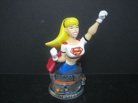 Supergirl Justice League Paperweight