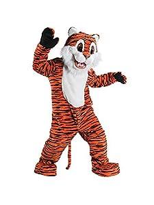 Rubie's Costume Tiger Mascot Costume, Orange, One Size
