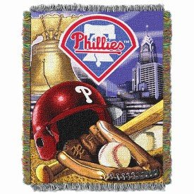 "Philadelphia Phillies 48""x60"" Acrylic Tapestry at Amazon.com"