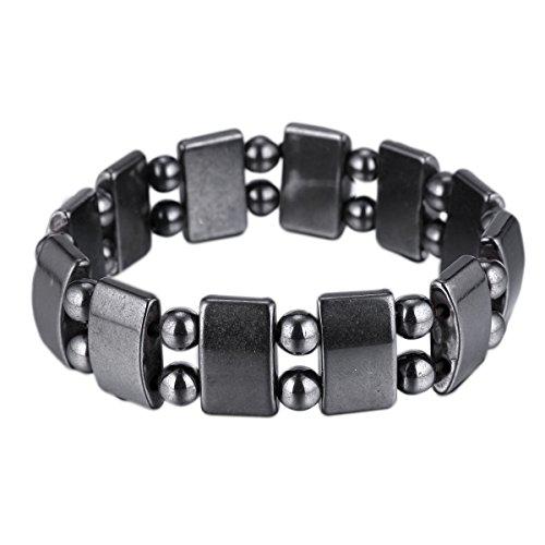 viki-lynn-2-pcs-mens-womens-hematite-metal-magnetic-therapy-bracelets-s15c3