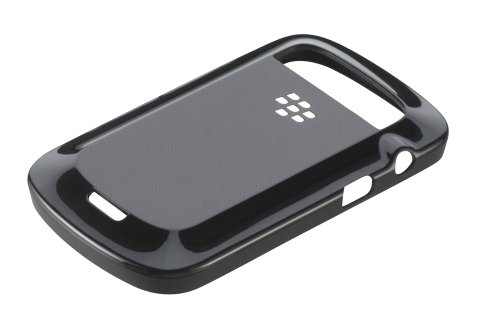 ブラックベリーケース  RIM ACC-38874-301 RIM BlackBerry Hardshell Case Black with Black ブラック
