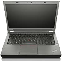 "Lenovo ThinkPad T440p 14"" LED Notebook - Intel Core I5 I5-4210M 2.60 GHz - Black 20AN00DEUS"
