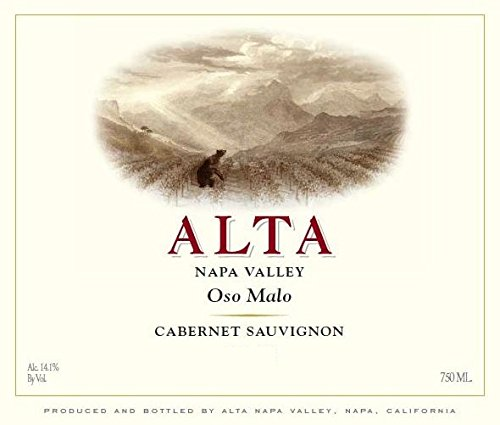 2012 Alta Napa Valley Cabernet Sauvignon 750 Ml