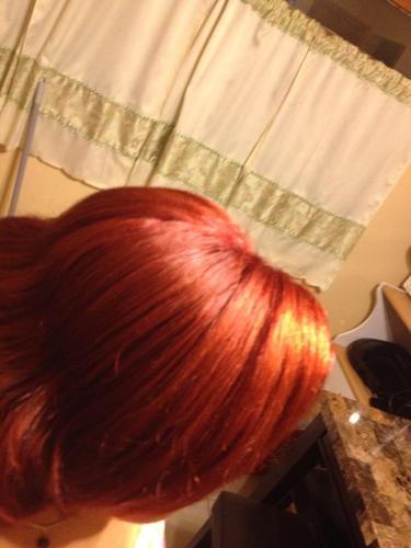 Amazon.com : DEEP RED Henna Hair & Beard Dye / Color - 1