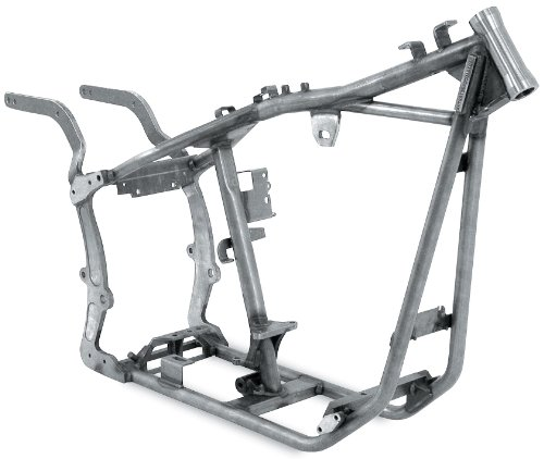 Kraft/Tech Softail-Style Frame – 1 1/8in. Tubing,
