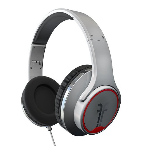 Flips Audio Flips Collapsible HD Headphones & Stereo Speakers  (White)