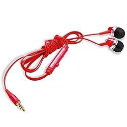 iDance EB-X101 Headset - Red