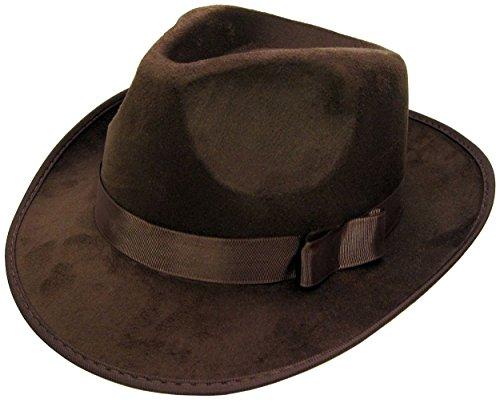 Indiana Jones Fedora Hat