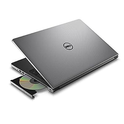 """Inspiron i7-15RSLV Dell 15R 5559 15.6"""" FHD Touch 6th Gen i7-6500U 16GB 1TB HDD Upto 4GB AMD Graphics Windows10 Back-lit KeyBoard (1920x1080) DVDRW(Silver)"""