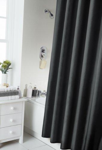 Tappetini da bagno lavabili neri due pezzi tappetini per - Tappetini per il bagno ...