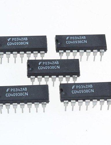 XMQC*CD Trigger4093 DIP-14(5pz.)