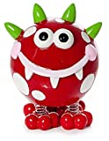 Red Monster Money Box