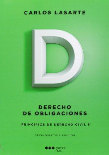 PRINCIPIOS DE DERECHO CIVIL II