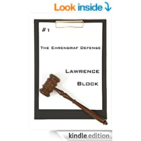 The Ehrengraf Defense (Ehrengraf for the Defense Book 1)