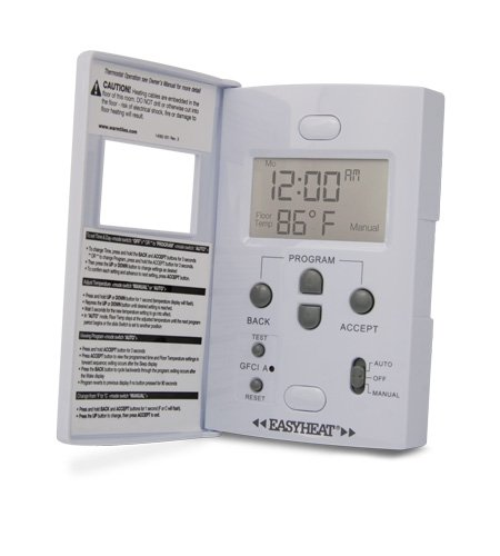 Get Cheap Fts 2 240v Easy Heat Warm Tiles Programmable