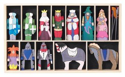 Castle Figures Toys Castle Figures