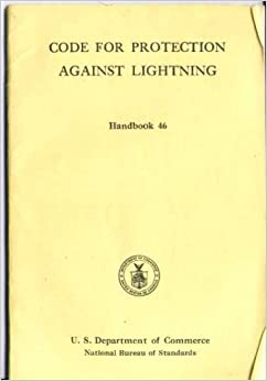 code for protection against lightning national bureau of standards handbook 46 1952 american. Black Bedroom Furniture Sets. Home Design Ideas